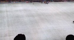 Champions League: Galatasaray vs. Juventus se cancela por fuerte nevada [VIDEO]