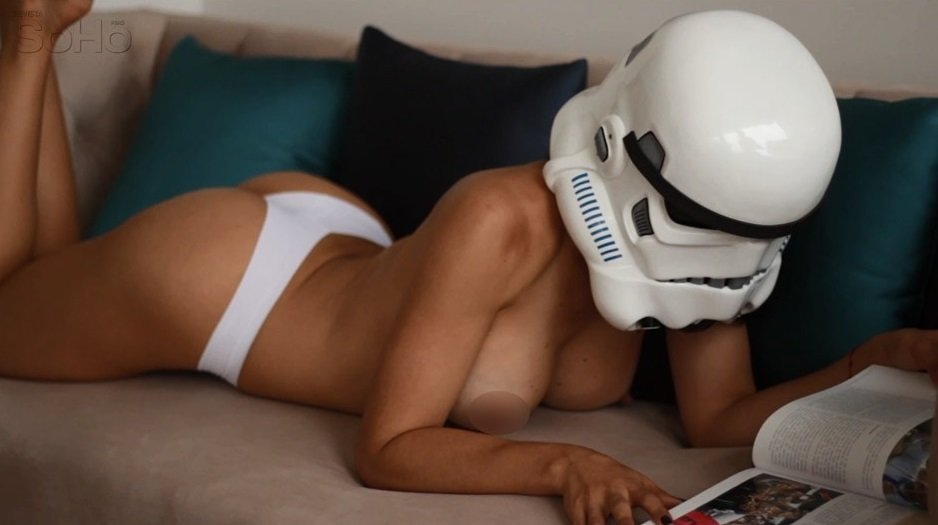 Star Wars Desnudos 41