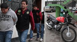 "​Surco: ""Chatos de Santa Anita"" robaban motos para extorsionar a sus víctimas [FOTOS Y VIDEO]"