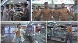 ¡Demasiado hot! Estos futuros médicos elevan la temperatura con sexy baile (VIDEO)