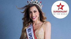 ¡Milett Figueroa ganó el Miss Supertalent of the World 2016!