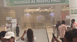 ​Jockey Plaza: se registra incendio en centro comercial (VIDEO)