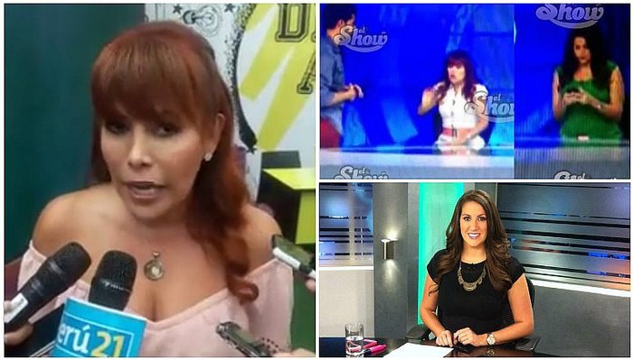 Magaly Medina: ¿Qué dijo sobre video bomba y la renuncia de Carolina Dabdoub? (VIDEO)