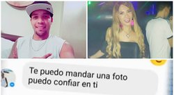 ​¡Escándalo! Filtran fotos íntimas del primo de Jefferson Farfán (VIDEO)