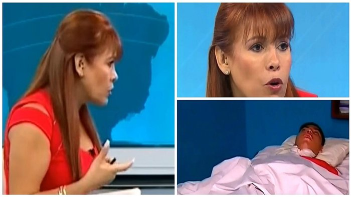 Magaly Medina enfureció en vivo con doctora de EsSalud (VIDEO)