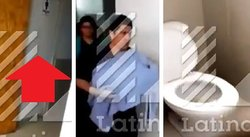 YouTube: mujer da a luz en baño de hospital de Collique (VIDEO)