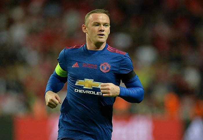 Wayne Rooney deja el United y regresa a casa al fichar por Everton
