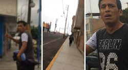 Facebook: joven denuncia acoso sexual cuando esperaba bus para ir a colegio (VIDEO)