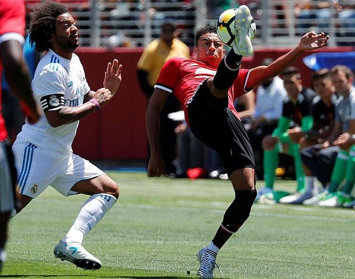 Manchester United vence al Real Madrid en tanda de penales inédita [VIDEO]