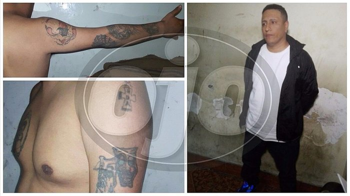Líder de Los Maras Salvatruchas en Perú finalmente fue capturado (FOTOS y VIDEO)