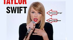Celebrity: el makeup de Taylor Swift en 'Shake it off'