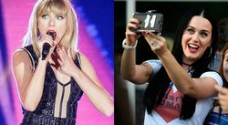 ¿La odia tanto? ¡Katy Perry le 'roba' productores a Taylor Swift!