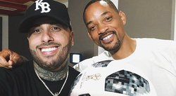 Will Smith y Nicky Jam cantarán la canción oficial del Mundial