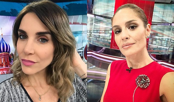Juliana Oxenford y Mávila Huertas: periodistas brillan en TV gracias a bellos looks