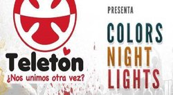 Concierto 'Color Night Lights' contribuirá con la Teletón 2014