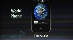 Apple lanza al mercado iPhone 4S
