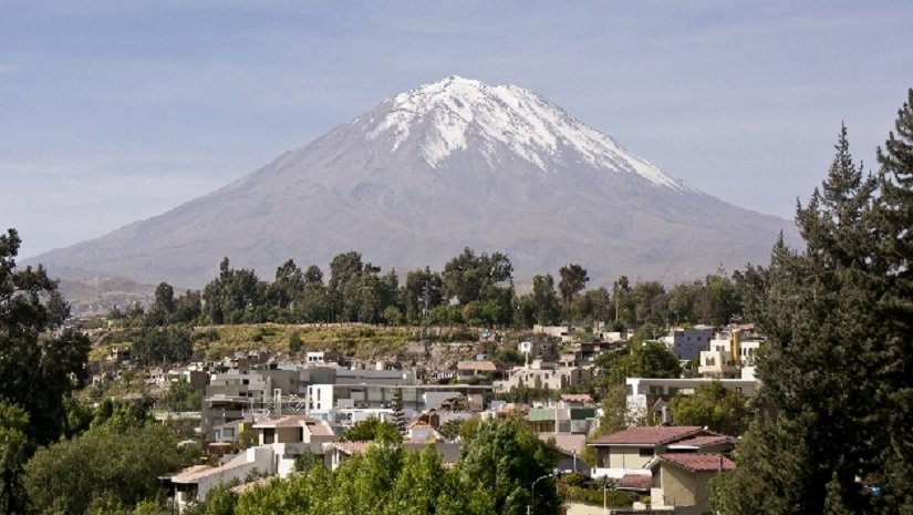 ​Arequipa: ¿Cómo se ve el interior del Misti? [FOTOS Y VIDEO]