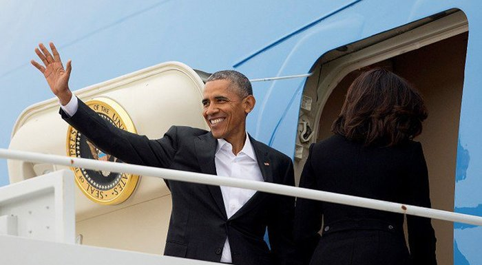 Barack Obama llega a Cuba en histórica visita [VIDEO]