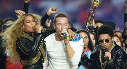 Beyoncé, Coldplay y Bruno Mars encantaron en el Super Bowl [VIDEO]