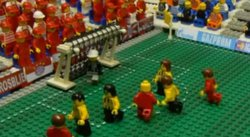 Champions League: Disfruta la final al estilo Lego [VIDEO]