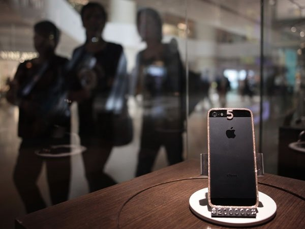 China: Diseñan Iphone que se vende en 26,000 dólares