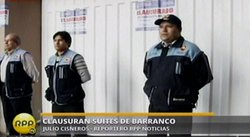 Clausuran definitivamente 'Las Suites de Barranco' por prostitución clandestina [VIDEO]