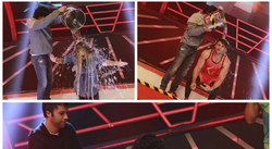 Elenco de Combate se une al Ice Bucket Challenge [VIDEO]