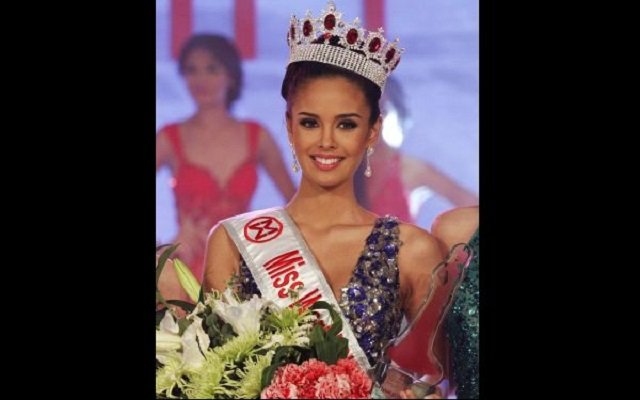 Filipina Megan Young gana el certamen Miss Mundo 2013