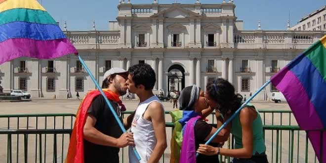 "Chile: Movimiento gay demanda ""ministerio de la diversidad"""