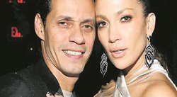 Jennifer López le fue infiel a Casper Smart con Marc Anthony ?