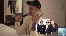 Justin Bieber sorprende a fans tras criticar a One Direction [VIDEO]