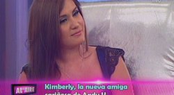 Kimberly: Andy V no está enamorado de Lourdes Sacín [VIDEO]