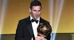 Lionel Messi consigue su quinto Balón de Oro [FOTOS Y VIDEO]