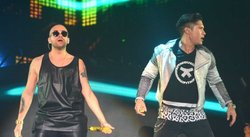 Maluma y Chino & Nacho presentes en los 'Heat Latin Music Awards'