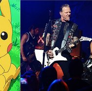 ¿Metallica tocó la canción de Pokémon en espectacular concierto? [VIDEO]