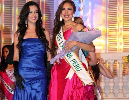 Miss Moquegua es la nueva Miss International 2011 y alista viaje a China