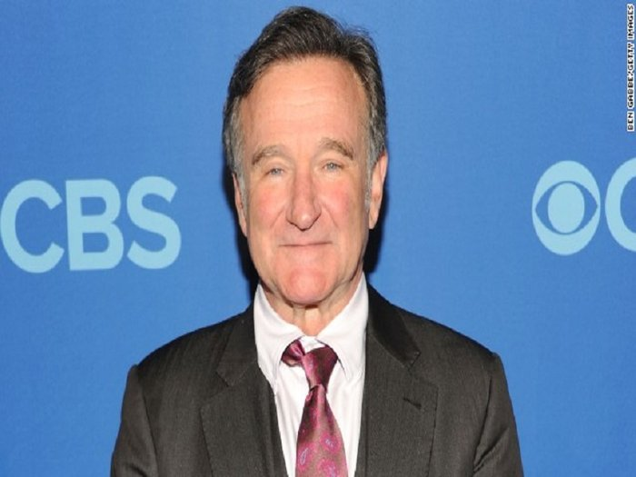 Murió actor Robin Williams