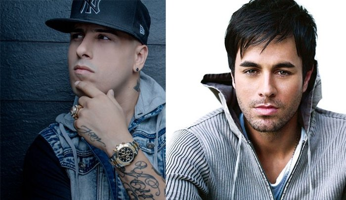 Nicky Jam y Enrique Iglesias son favoritos para los Latin American Music Awards