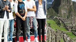 One Direction visitará Machu Picchu