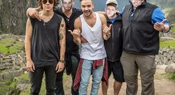 One Direction comparte foto en Machu Picchu
