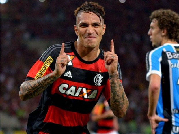 Flamengo perdió 1-0 y Paolo Guerrero sigue sin mojar [VIDEO]