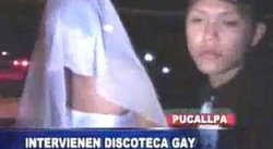 Policía frustra boda gay en Pucallpa [VIDEO]