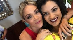 Sheyla Rojas y Michelle Soifer se juntan por  William Levy