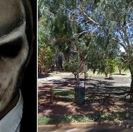 ​Slenderman: Aseguran haberlo visto en parque australiano [VIDEO]