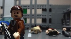 'The Walking Dead' el estilo de Lego [VIDEO]