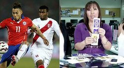 Perú vs. Chile: ¿Amatista anticipó la derrota peruana con sus predicciones? [VIDEO]
