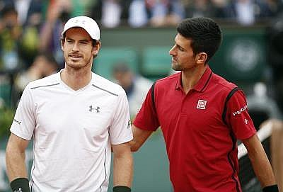 Andy Murray y Novak Djokovic juegan la final deseada por el número uno