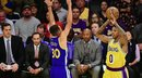 NBA: Nick Young decide final de infarto y Lakers vencen a Oklahoma 111-109