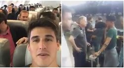 Chapecoense: estos son los videos antes del accidente aéreo