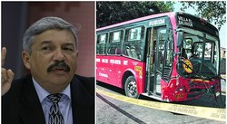 Alberto Beingolea: suspenden autorización a empresa de bus tras fatal accidente